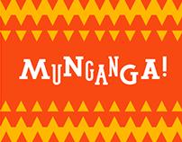 Branding for Munganga Theatre