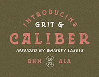 Grit & Caliber - Vintage Bundle