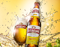 NATAKHTARI Beer splash