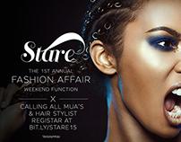 Stare - The 1st Annual Fashion Affair