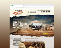 Hummer tours website