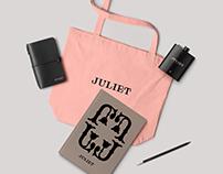Juliet brand design