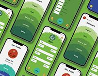 Green Saint App