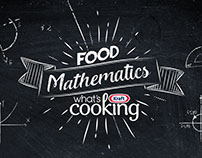 KRAFT Food Mathematics Series