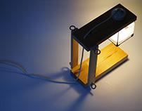Karo - Student DIY lamp