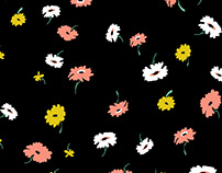Ditsy Floral Prints