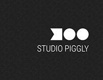 Studio Piggly, Branding