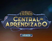 League of Legends - Central de Aprendizado