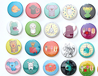 Awesome Pin Buttons