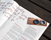 FLOW: A Guide to Learning Modern Calligraphy