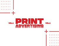 Print Advertising Vol. 1