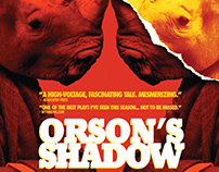 Poster for Orson's Shadow