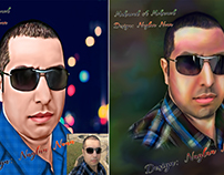 Mahmoud A Mohamed Digital Art and 3d Digital Painting