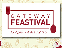 Gateway Feastival campaign