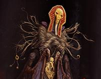 Vampire mummy