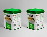 Tahini Packaging