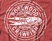 Rosewood Crawfish Festival Tee