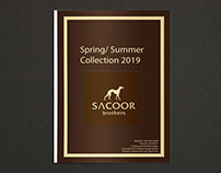 Collection Sacoor Brothers - Spring/ Summer 2019