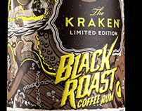 Kraken Black Roast Limited Edition Rum