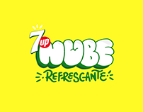 7up - Nube Refrescante