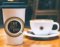 Café com Mães - Logo