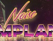 Noise Implant City Dreams