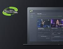 Stadibox: Plataforma web de renta de palcos