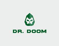 DR. DOOM - Branding