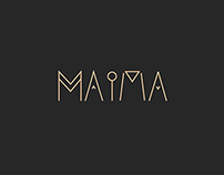 MAIMA Branding