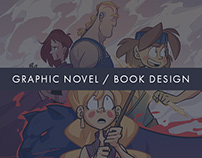Graphic Novel / Book Design