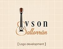 Ivson Sallorrãn: logo development