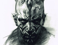 Darth Maul Charcoal