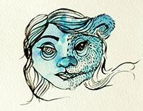 GIRL & BEAR