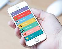 Gretting SMS IOS App