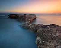 Crete seascapes