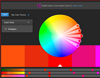 Choosing the right color for design