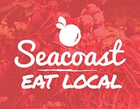 Seacoast Eat Local Branding