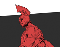Character Design - gods