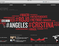 Rediseño - Diario Tiempo Argentino