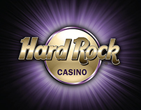 Hard Rock Hotel & Casino Rebrand and Style Guide