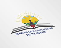 Logo Design - OŠ Mate Lovraka