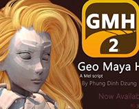 GMH2.6 - Next gen Poly Hair modeling