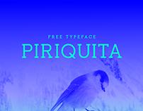 Piriquita — Free Font