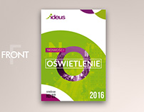 Modern Corporate Catalog Design - Ideus