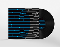 Max Richter - Dream 3 (vinyl sleeve concept)
