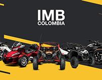 IMB Colombia Website