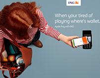 ING Bank & Apple
