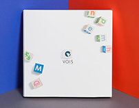 VOIS Software - Packaging & Brochures