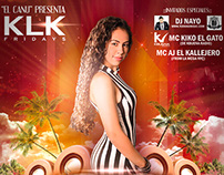 Mingles Lounge / Poster promocional Chantel Collado