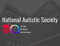 National Autistic Society - Charity Campaign